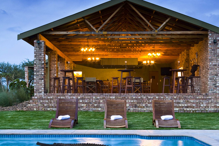 Windhoek Game Lodge