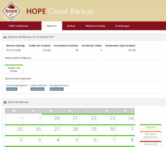 hopeBackup-Feature